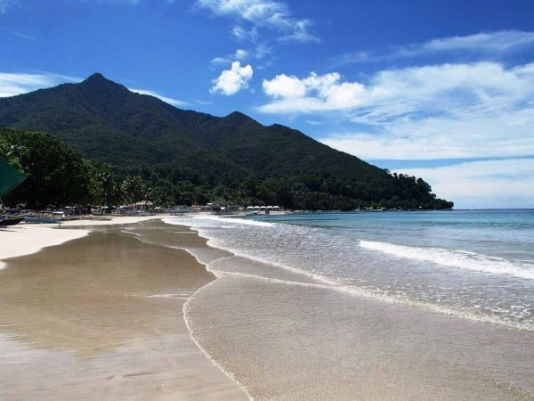 Sabang Beach Palawan Alternative
