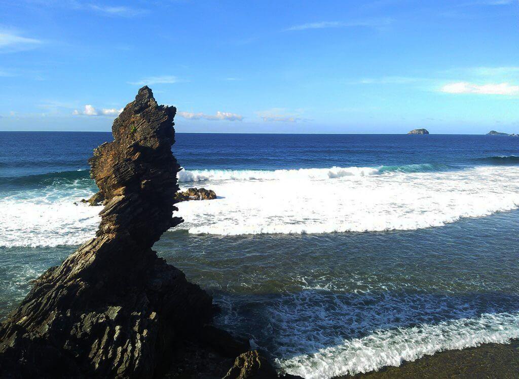 Delian Beach