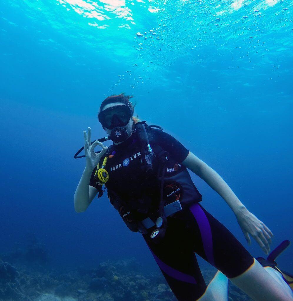 El Nido scuba diving trip