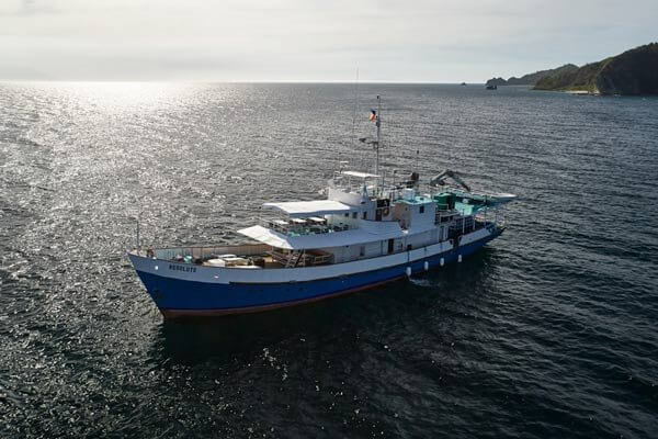 Tubbataha dive cruise