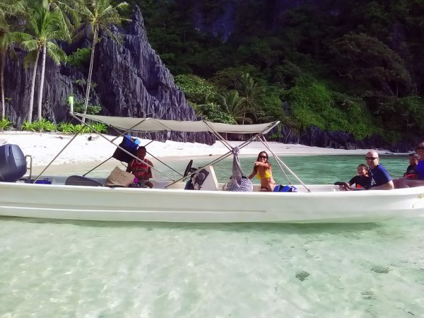 Palawan Speedboat Tour