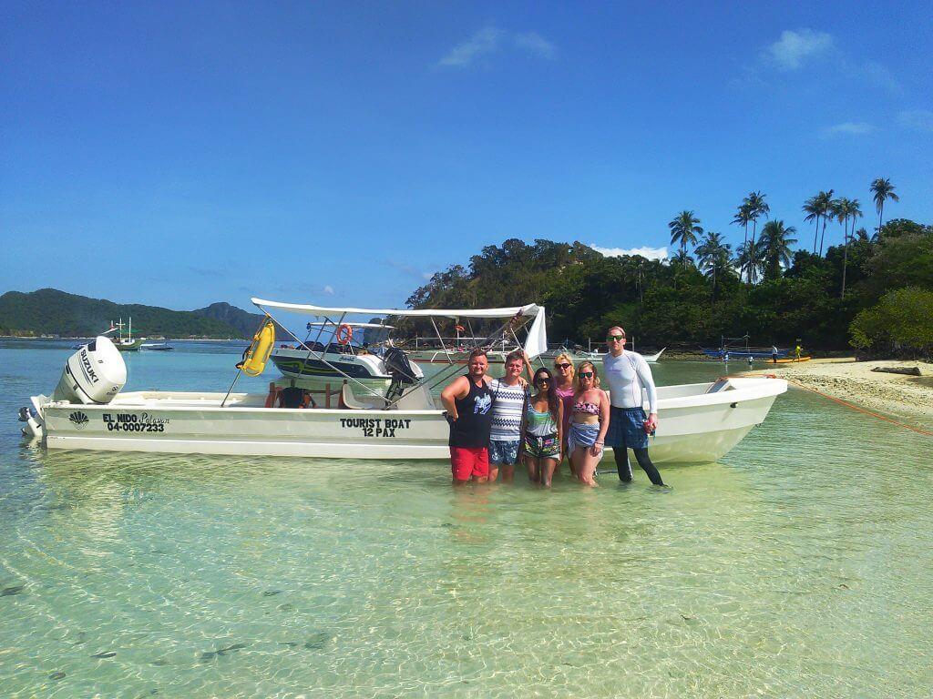 El Nido Private Boat Tour